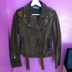 bagatelle Collection Leather Jacket